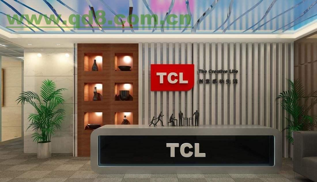企业公司logo背景墙