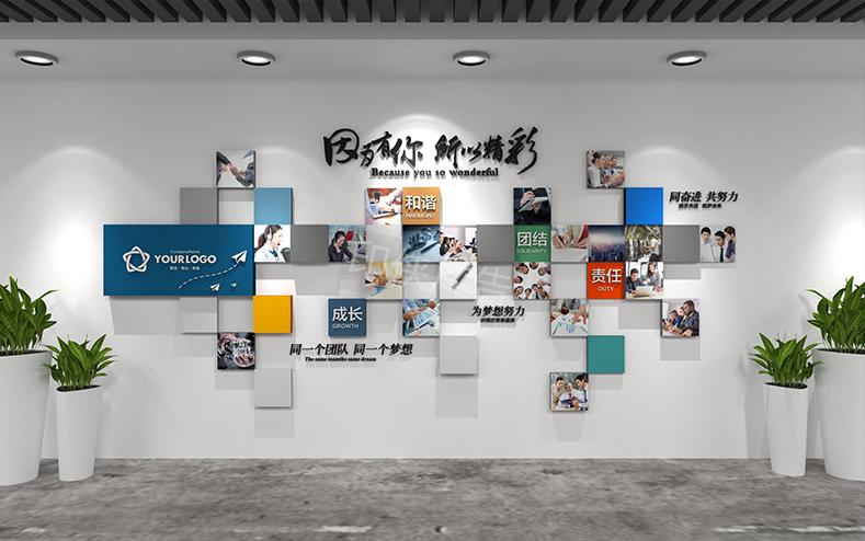 文化墙,企业文化墙,员工文化墙,团队文化墙
